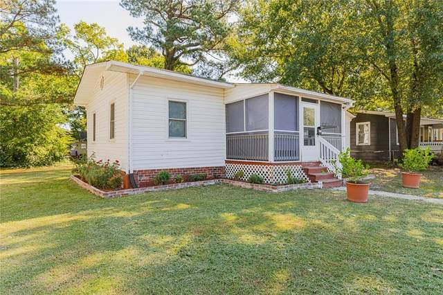 107 S 5th Avenue, Hopewell, VA 23860 (MLS #2130262) :: EXIT First Realty