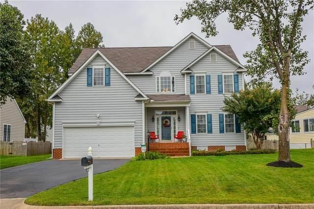 8371 Sherrington Drive, Mechanicsville, VA 23111 (MLS #2130273) :: Village Concepts Realty Group