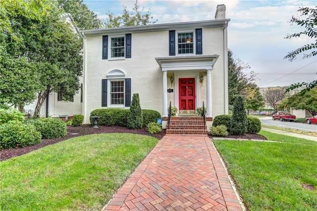 4200 Monument Avenue, Richmond, VA 23230 (MLS #2130276) :: Village Concepts Realty Group