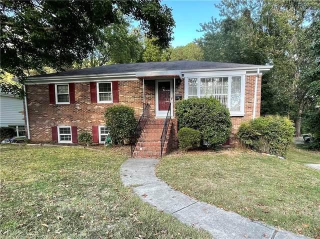 2235 Anderson Street, Petersburg, VA 23805 (MLS #2130297) :: Treehouse Realty VA