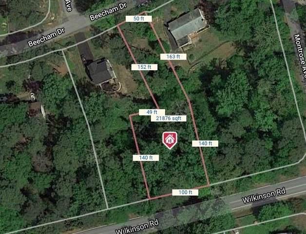 1326 Wilkinson Road, Henrico, VA 23227 (MLS #2130332) :: Village Concepts Realty Group