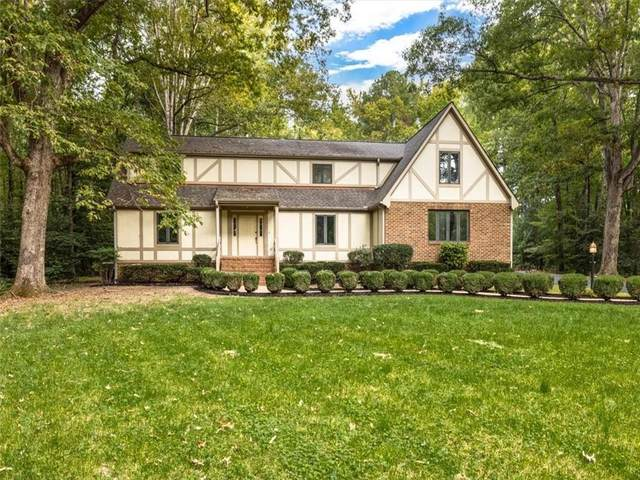 11010 & 11012 Berrand Road, North Chesterfield, VA 23236 (MLS #2130334) :: Village Concepts Realty Group