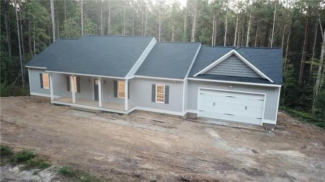 10123 Cosby Mill Road, Quinton, VA 23141 (MLS #2130348) :: Village Concepts Realty Group