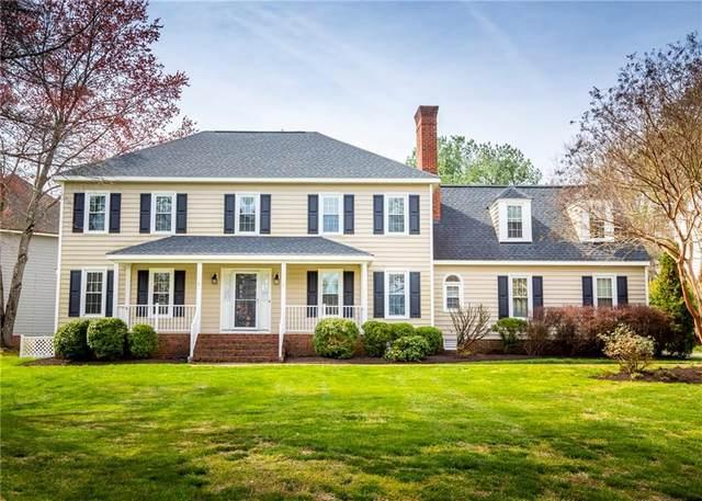 9239 Old Ivy Trace, Mechanicsville, VA 23116 (MLS #2130350) :: Village Concepts Realty Group