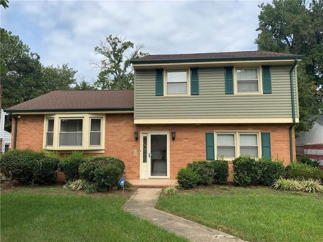 8000 Nicewood Road, Glen Allen, VA 23060 (MLS #2130360) :: Treehouse Realty VA