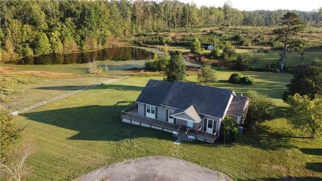 1871 Walnut Hill Road, Blackstone, VA 23824 (MLS #2130391) :: Treehouse Realty VA