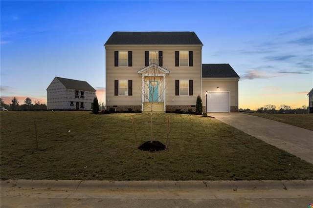 7318 Lancewood Court, Chesterfield, VA 23832 (MLS #2130410) :: Village Concepts Realty Group