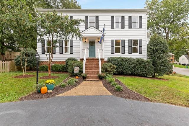 9513 Catesby Lane, Henrico, VA 23238 (MLS #2130455) :: Village Concepts Realty Group