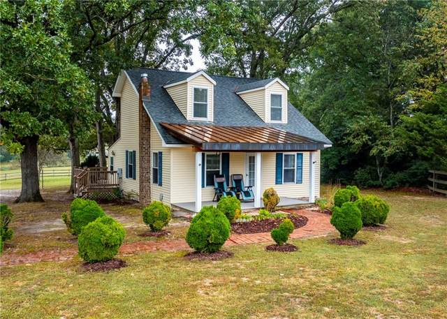 16060 Geese Lake Lane, Montpelier, VA 23192 (MLS #2130465) :: Village Concepts Realty Group