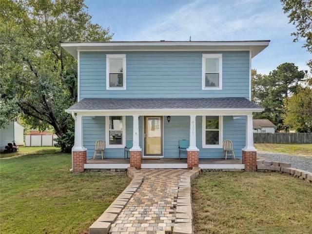 4317 4th Street, Richmond, VA 23223 (MLS #2130470) :: EXIT First Realty