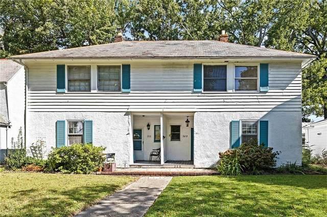 208 Piez Avenue, Newport News, VA 23601 (MLS #2130471) :: Village Concepts Realty Group
