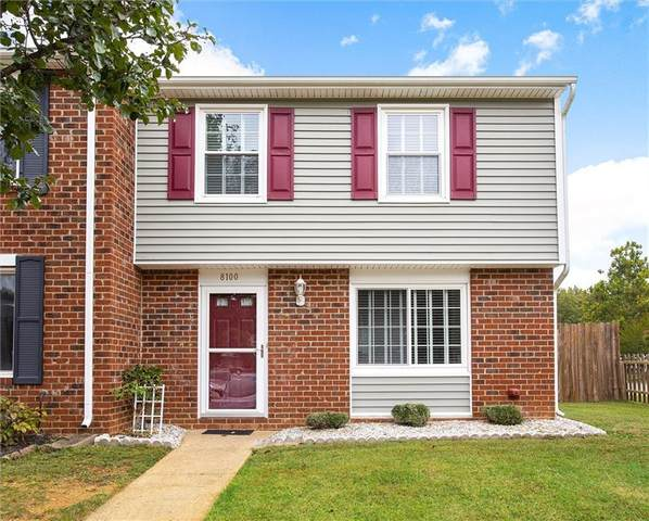 8100 Clovertree Court, Chesterfield, VA 23235 (MLS #2130517) :: Village Concepts Realty Group