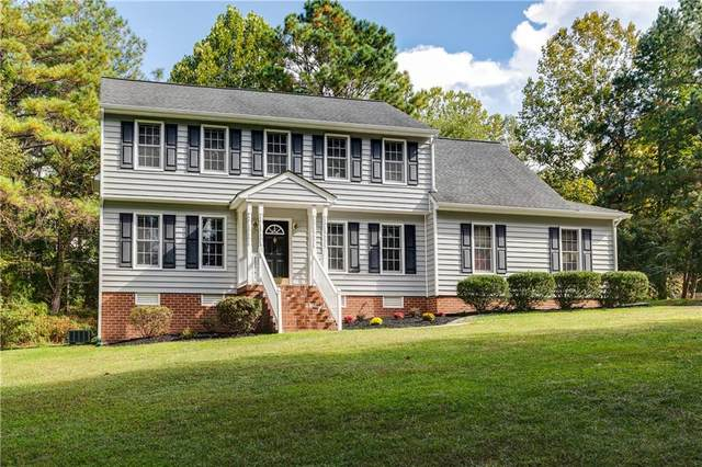 9606 Springhouse Drive, Chesterfield, VA 23832 (MLS #2130553) :: The RVA Group Realty