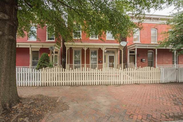 1014 W Marshall Street, Richmond, VA 23220 (MLS #2130556) :: Village Concepts Realty Group