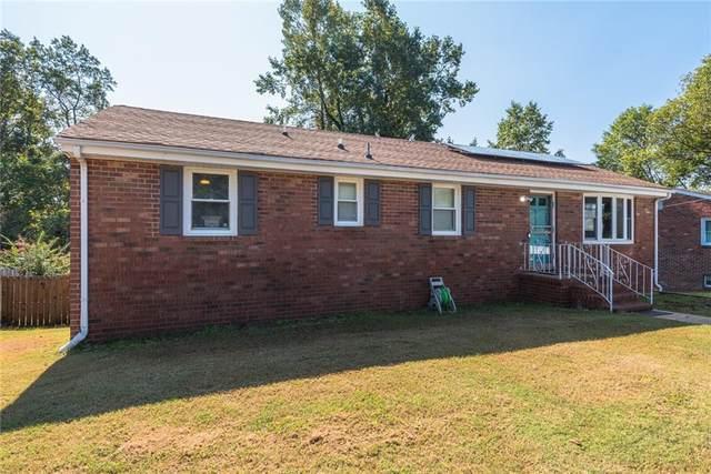 2805 John Street, Hopewell, VA 23860 (MLS #2130559) :: Treehouse Realty VA