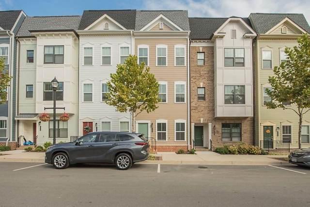 5306 Libbie Mill West Boulevard M-5, Henrico, VA 23230 (MLS #2130566) :: Village Concepts Realty Group