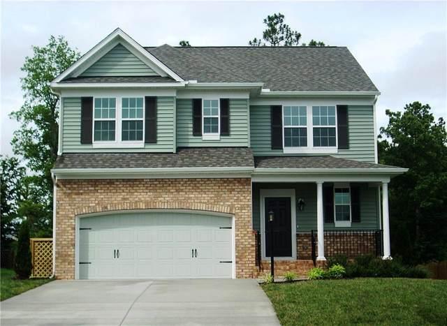 9348 Kellogg Lane, Mechanicsville, VA 23116 (MLS #2130577) :: Village Concepts Realty Group