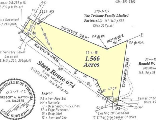 0000 South Main St, Farmville, VA 23901 (MLS #2130599) :: Village Concepts Realty Group