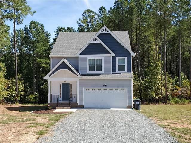 8580 Crestwicke Lane, Quinton, VA 23141 (MLS #2130602) :: Treehouse Realty VA