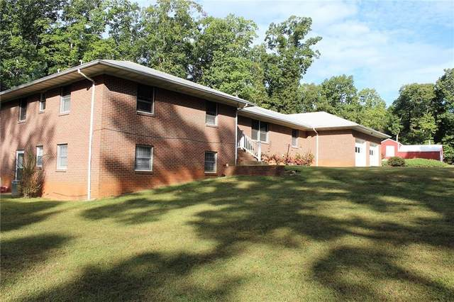 1771 Dixie Hill Road, Dillwyn, VA 23936 (MLS #2130627) :: Village Concepts Realty Group