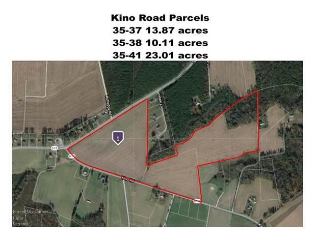 0 Kino Road & Scotts Mill Road, Tappahannock, VA 22560 (MLS #2130642) :: Village Concepts Realty Group