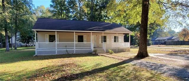 7039 Fox Mill Run Drive, Gloucester, VA 23061 (MLS #2130645) :: Small & Associates