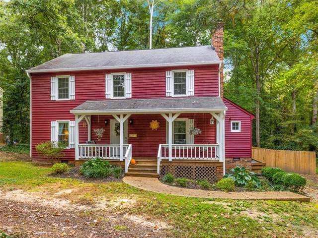 3201 Fox Chase Drive, Chesterfield, VA 23112 (MLS #2130653) :: Village Concepts Realty Group