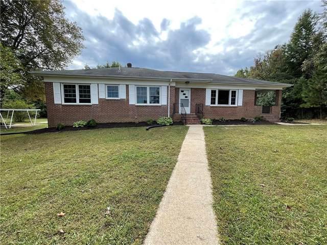298 John Randolph Road, Farmville, VA 23901 (MLS #2130656) :: Village Concepts Realty Group