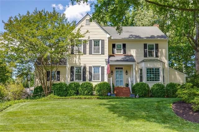 512 Belle Grove Lane, Henrico, VA 23229 (MLS #2130660) :: Village Concepts Realty Group