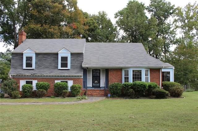 8509 Spring Hollow Drive, Henrico, VA 23227 (MLS #2130663) :: Village Concepts Realty Group