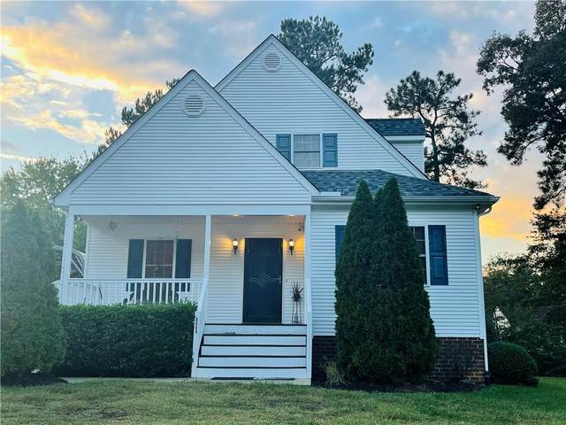6600 Old Zion Hill Road, North Chesterfield, VA 23234 (MLS #2130699) :: Village Concepts Realty Group