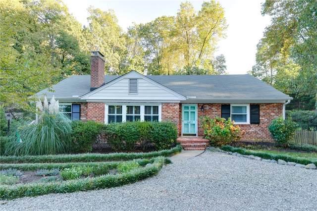 3607 Pinebrook Drive, Richmond, VA 23225 (MLS #2130709) :: The RVA Group Realty