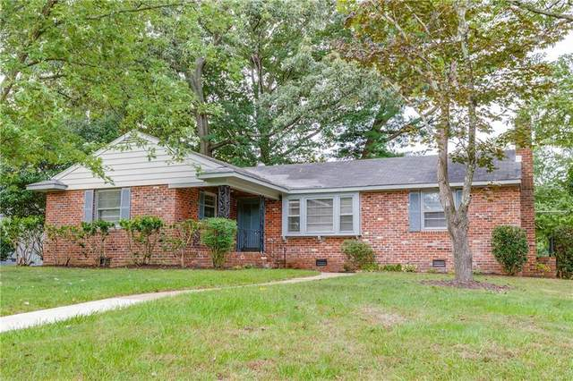 9317 Newhall Road, Henrico, VA 23229 (MLS #2130711) :: Village Concepts Realty Group