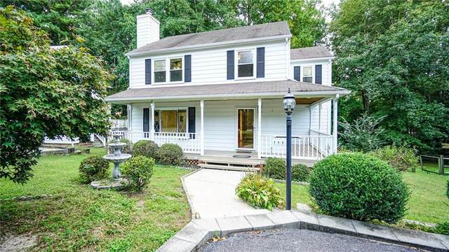 1900 Celia Crescent, Chesterfield, VA 23236 (MLS #2130734) :: Village Concepts Realty Group