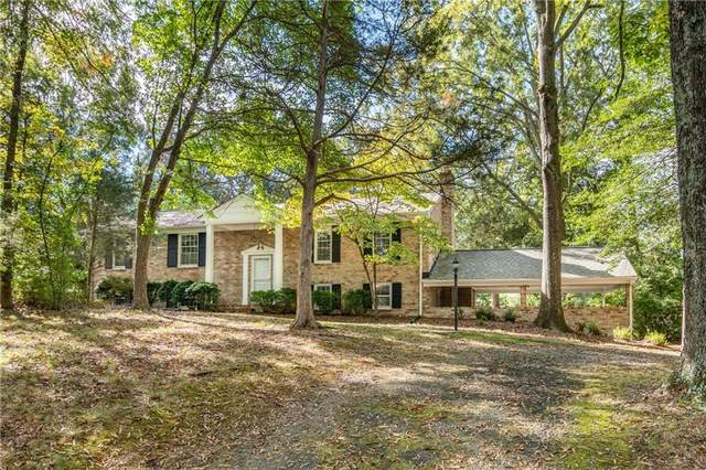 3921 Paulhill Road, Chesterfield, VA 23236 (MLS #2130785) :: Village Concepts Realty Group