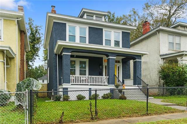 3421 Delaware Avenue, Richmond, VA 23222 (MLS #2130826) :: Treehouse Realty VA