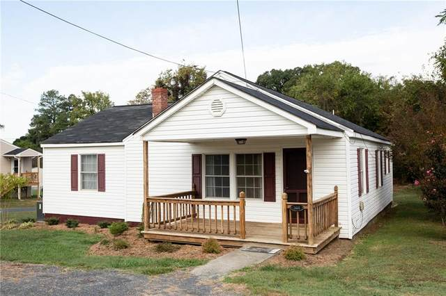 144 Hancock Street, Dillwyn, VA 23936 (MLS #2130827) :: Village Concepts Realty Group