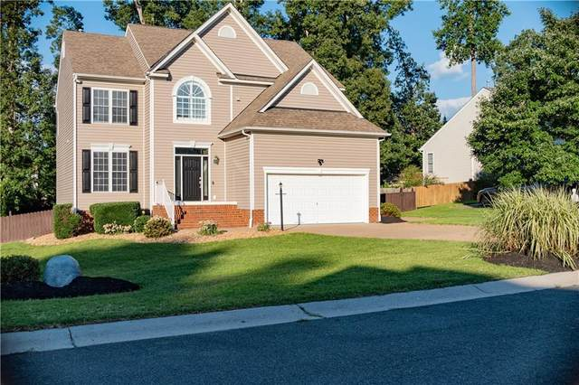 9342 Springmount Terrace, Chesterfield, VA 23832 (MLS #2130861) :: Village Concepts Realty Group