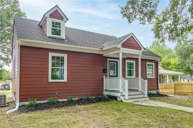 1809 Texas Avenue, Richmond, VA 23220 (MLS #2130869) :: Village Concepts Realty Group