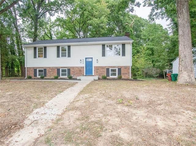 900 Azalea Lane, Colonial Heights, VA 23834 (MLS #2130910) :: Village Concepts Realty Group
