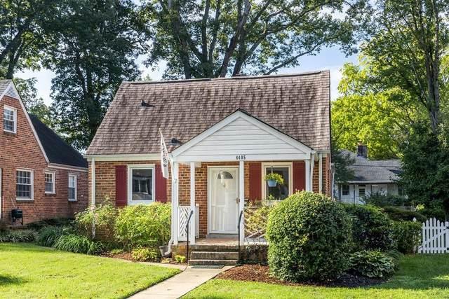 4405 Park Avenue, Richmond, VA 23221 (MLS #2130915) :: Village Concepts Realty Group