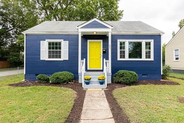 21 N Beech Avenue, Henrico, VA 23075 (MLS #2130926) :: Village Concepts Realty Group