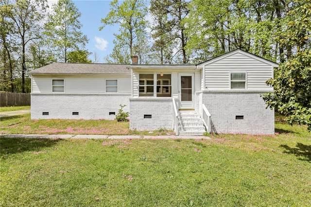 6161 Centerville Road, Williamsburg, VA 23188 (MLS #2130935) :: Village Concepts Realty Group