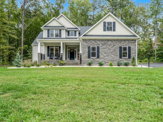 13464 Poplar Valley Place, Ashland, VA 23005 (MLS #2130978) :: Village Concepts Realty Group