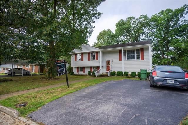 524 Smithfield Avenue, Hopewell, VA 23860 (MLS #2130981) :: Village Concepts Realty Group