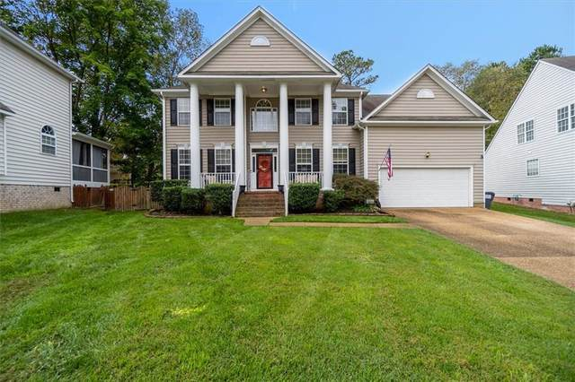 165 Old Carriage Way, Williamsburg, VA 23188 (MLS #2130991) :: Village Concepts Realty Group