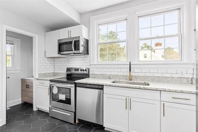 1676 Monticello Street, Petersburg, VA 23805 (MLS #2131005) :: Village Concepts Realty Group
