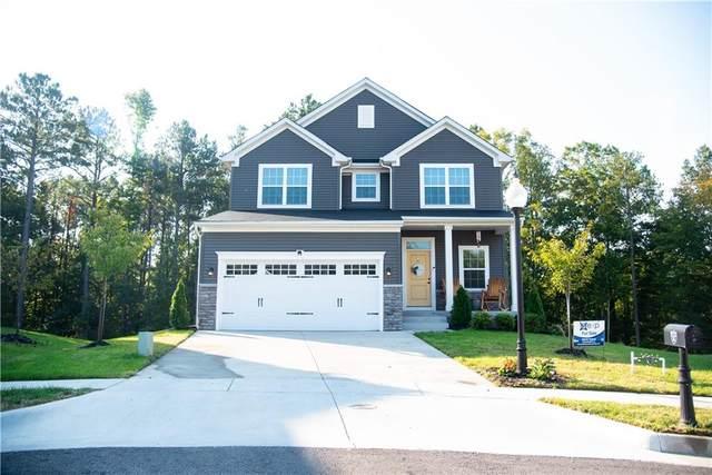 4380 Kenmare Lane, Richmond, VA 23234 (MLS #2131007) :: Village Concepts Realty Group