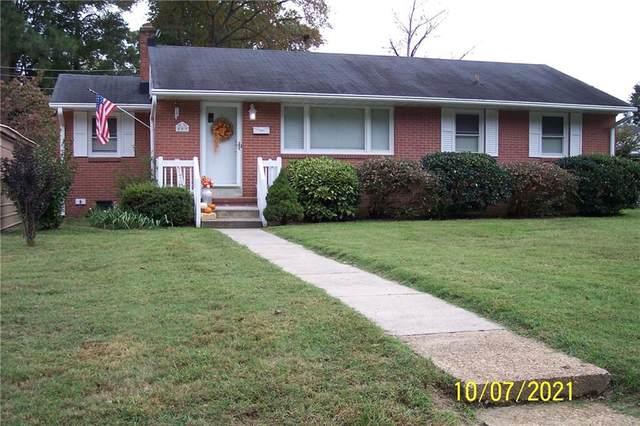 409 Huntsman Road, Sandston, VA 23150 (MLS #2131019) :: EXIT First Realty