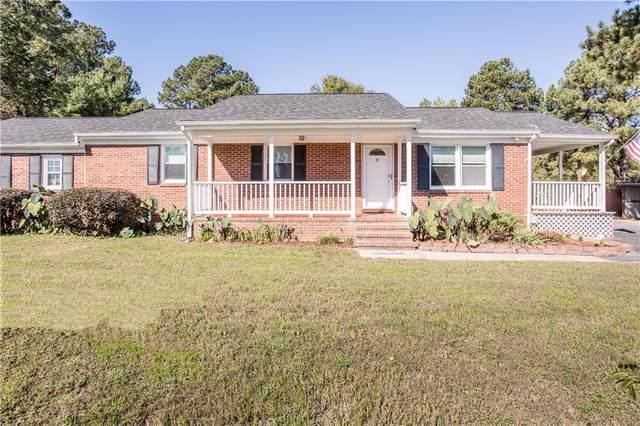 25124 Floyd Avenue, Dinwiddie, VA 23803 (MLS #2131027) :: Treehouse Realty VA